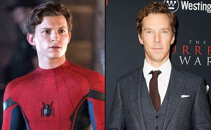 Spider-Man 3: Benedict Cumberbatch AKA Doctor Strange Reaches Atlanta