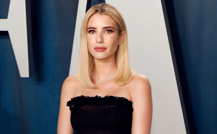 Emma Roberts on being pregnant during Covid pandemic