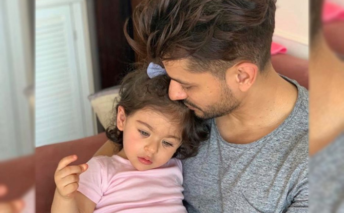 Comment faire : Kunal Kemmu profite au maximum de son temps avec sa fille Inaaya Naumi