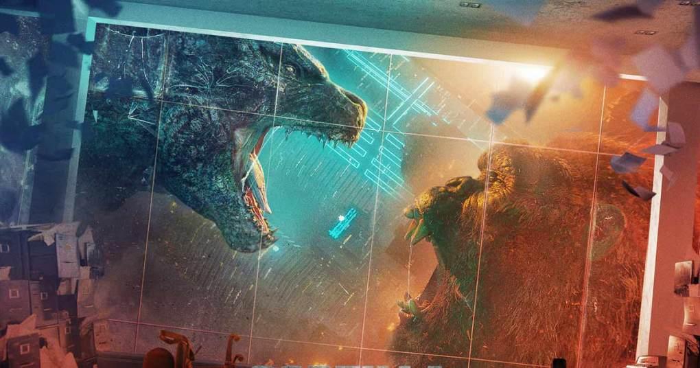 Godzilla vs Kong US Box Office First 3 Days Update