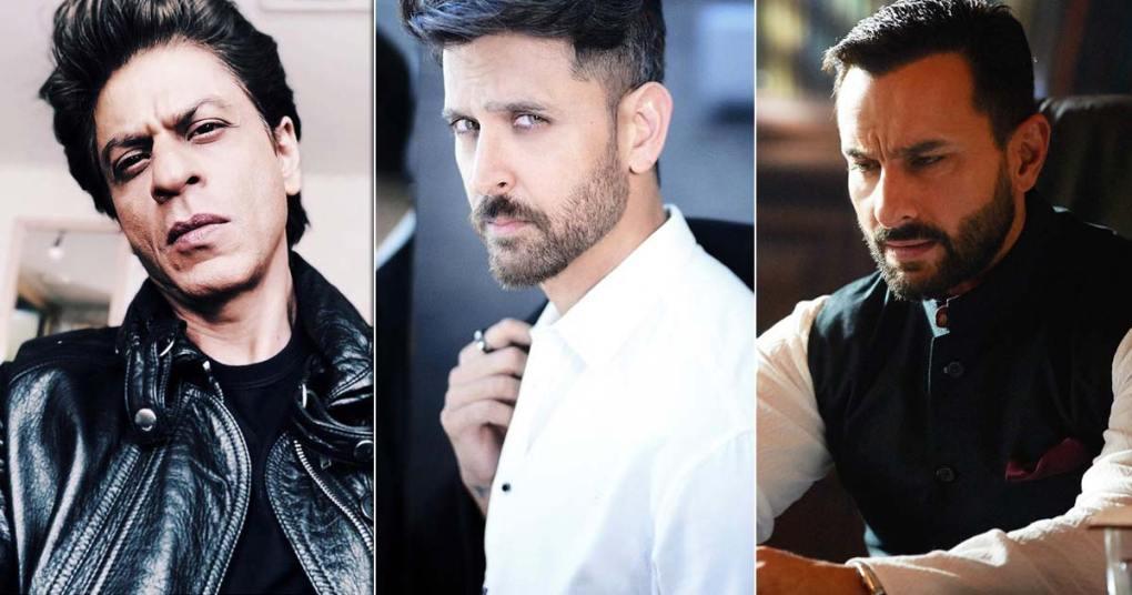 When Shah Rukh Khan & Saif Ali Khan Asked Hrithik Roshan,