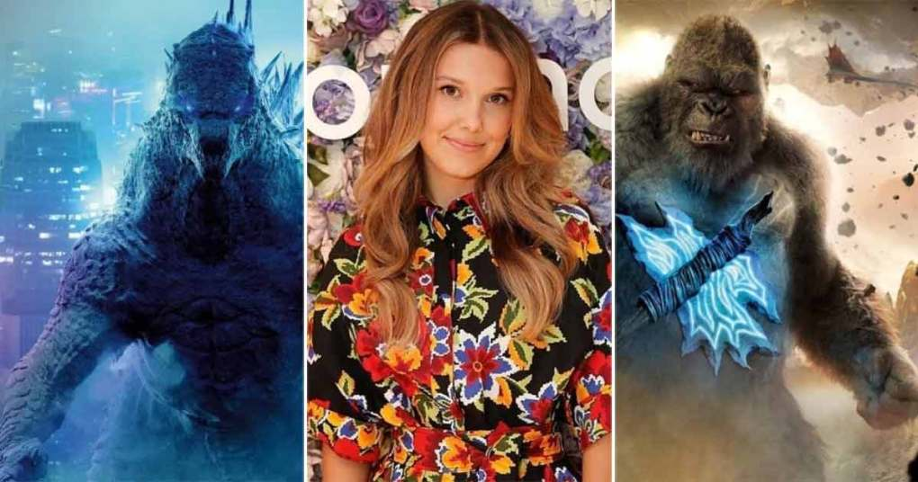 Here's What Millie Bobby Brown Chose Between Godzilla vs Kong