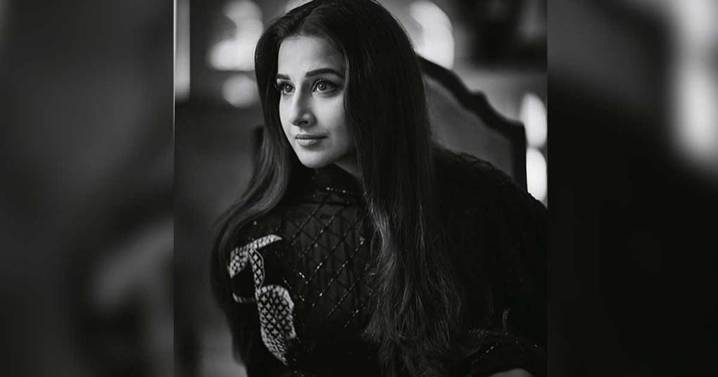 """Vidya Balan: """"I Cannot Change Who I Am But I Can Still Find My Way,"""" Read On"""