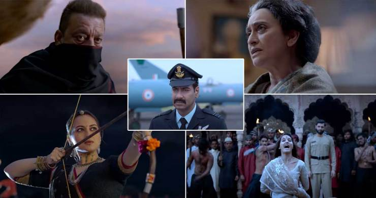 Bhuj Trailer Review: Ajay Devgn Hopes To Recreate The 'Tanhaji' Formula, But There's A Huge Issue!