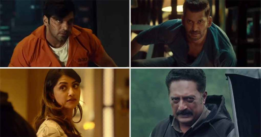 Enemy Teaser Review: Vishal & Arya Could Be Indian Film Industry's Answer To Hobbs & Shaw!