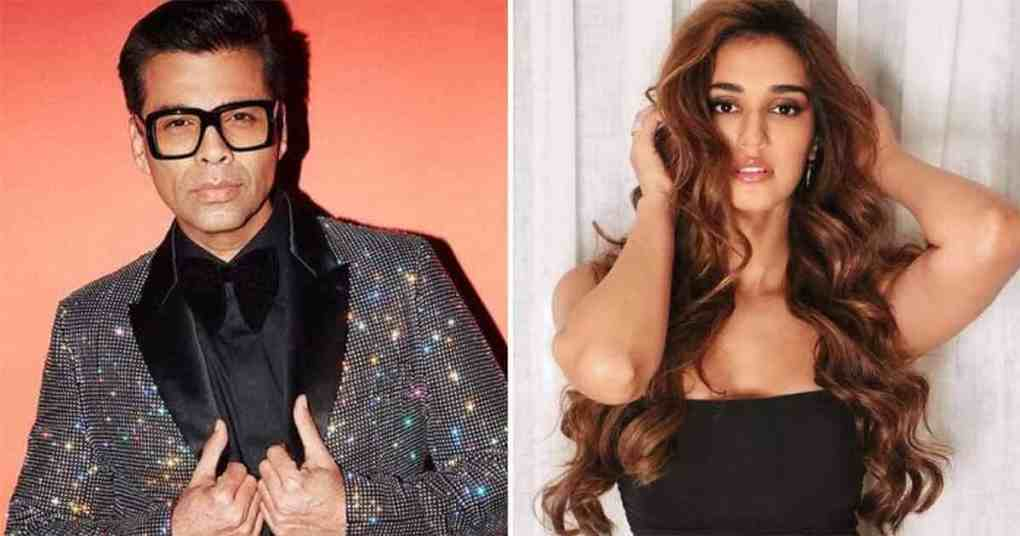 Did You Know? Karan Johar Was All Set To Launch Then-Newcomer Disha Patani In No S*x Please, We're Indians!