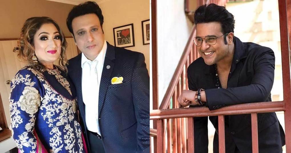 Krushna Abhishek Hints Reconciliation With Govinda & His Wife Sunita Ahuja
