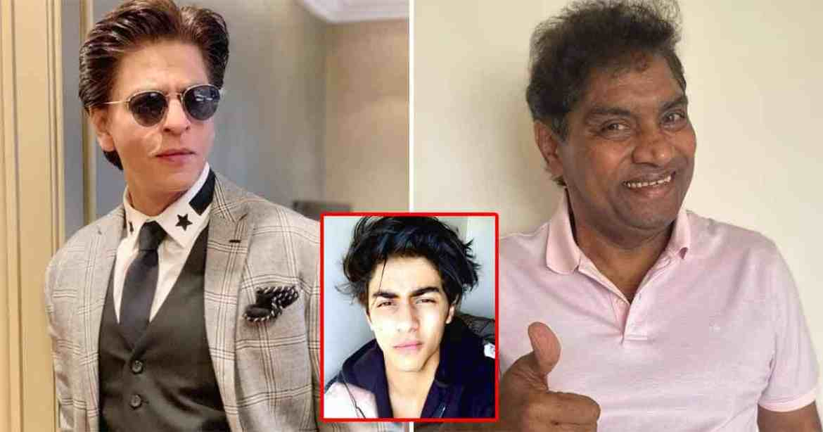 Johny Lever Extends His Support To Shah Rukh Khan Amid Aryan's Cruise Raid Case