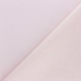 tissu coton uni reverie grande largeur 280 cm rose