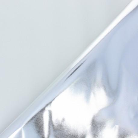 tissu occultant thermique isoline blanc x 10cm