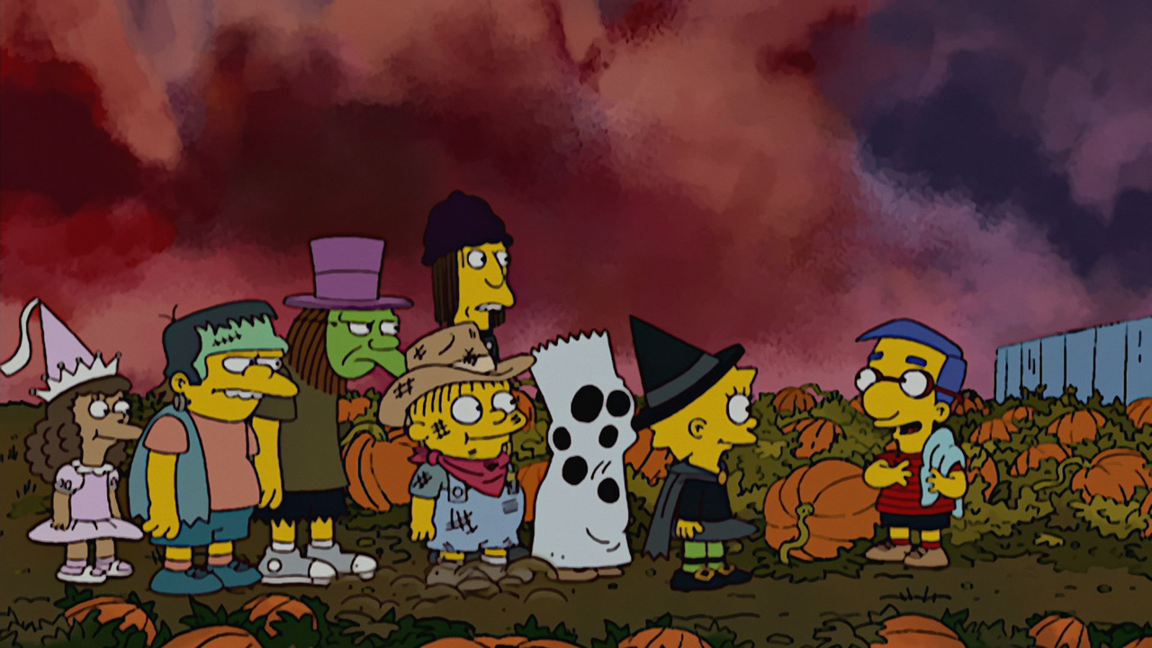 Image result for TREEHOUSE OF HORROR XIX