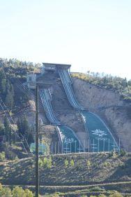Utah Olympic Park Jumps