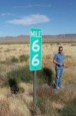 Geocachen am Milepost 66