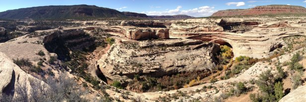 Kachina Bridge Panorama
