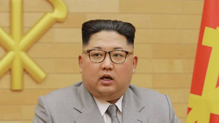 South Korea says welcomes Kim Jong Un s New Year speech     South Korea says welcomes Kim Jong Un s New Year speech