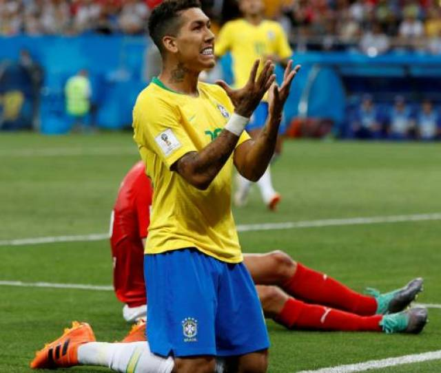 Fifa World Cup 2018 Profligate Brazil Held By Stubborn Switzerland