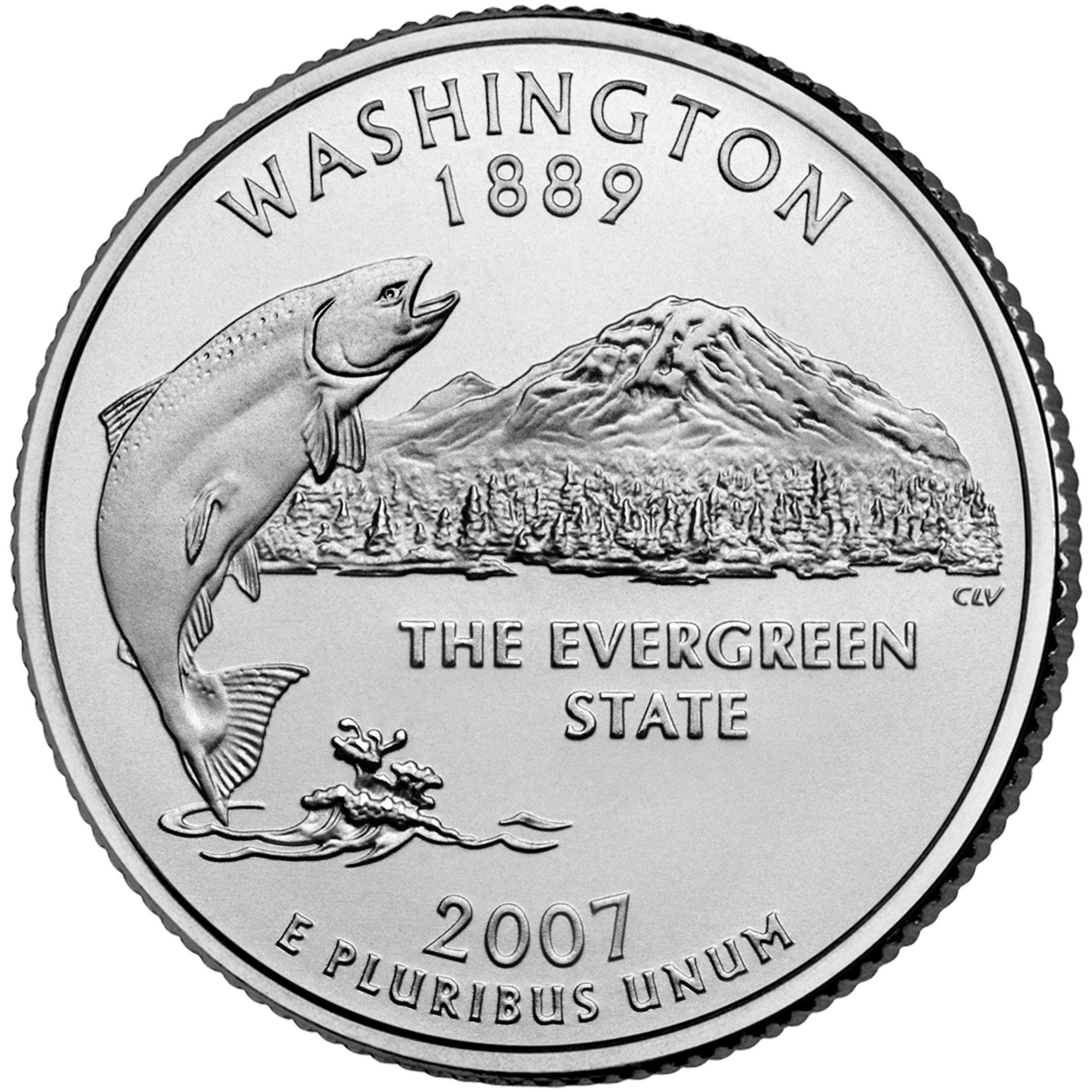 Dollar Washington Quarter Washington