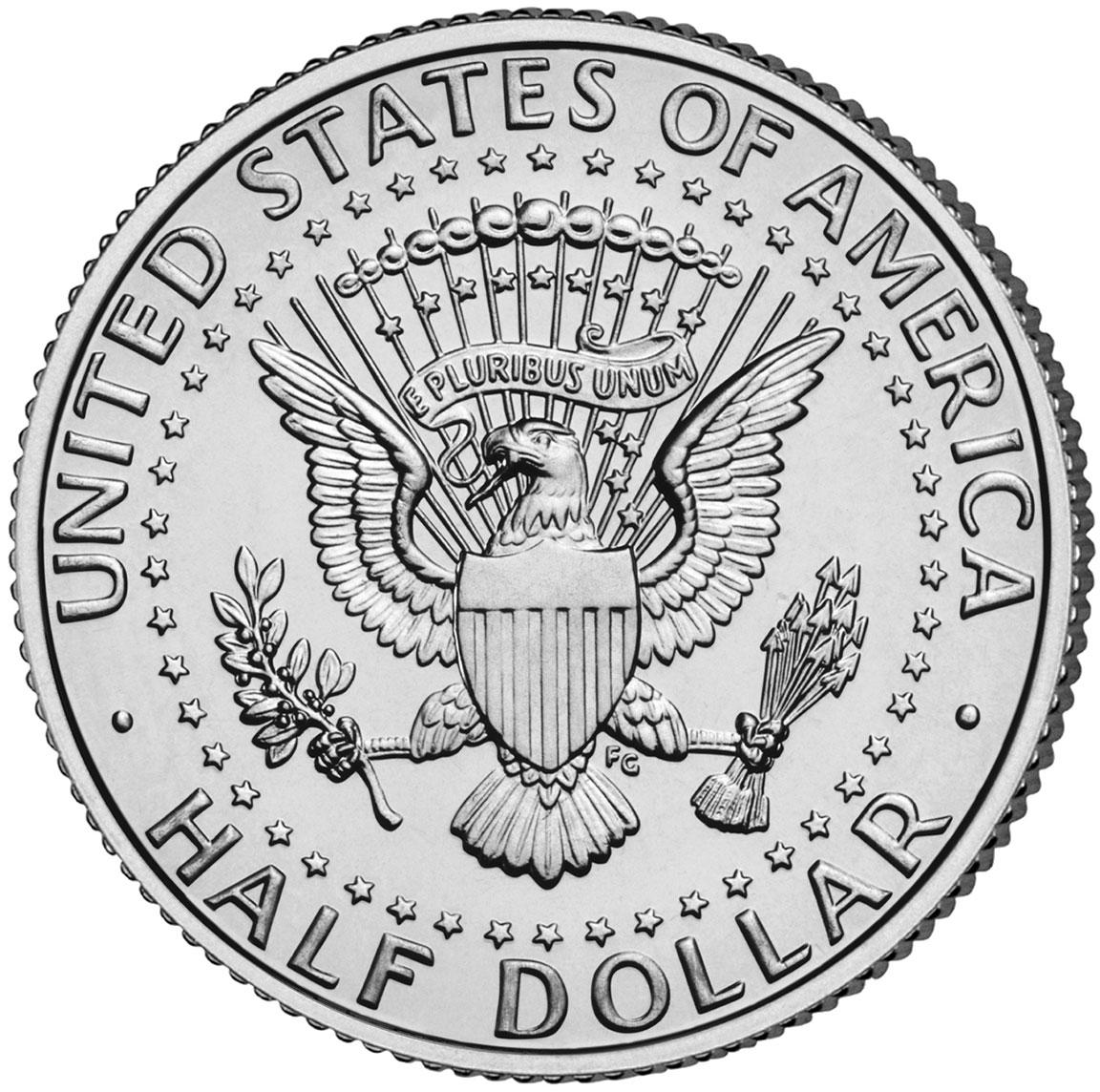 Dollar Kennedy Half Dollar