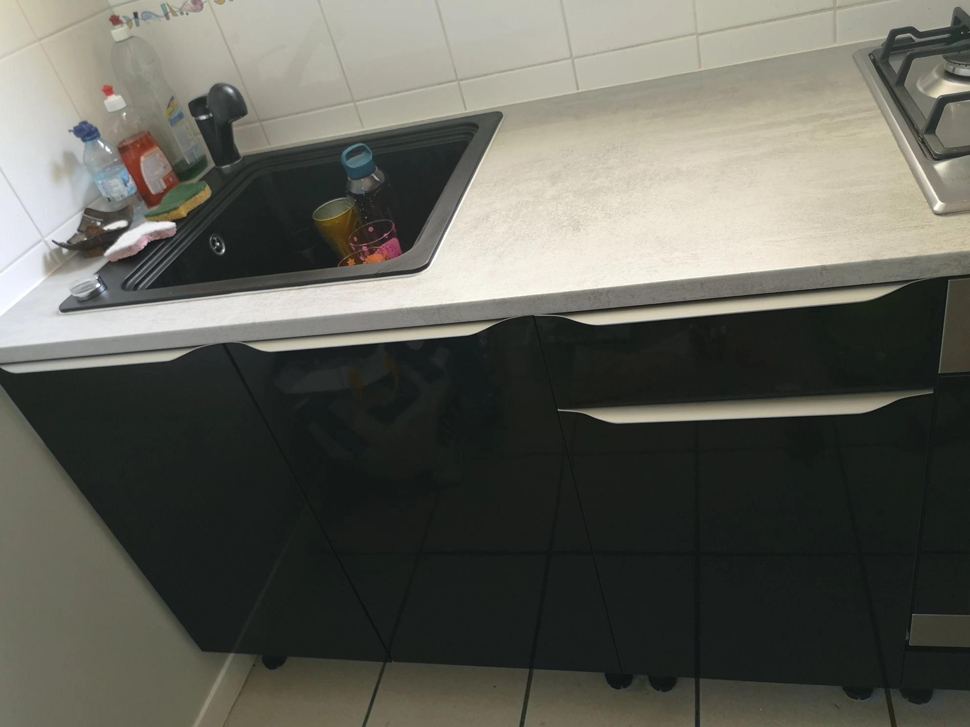 cuisine liana 2m40 meuble haut