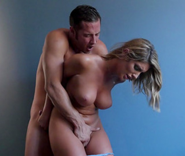 August Ames Has A Blast While Riding A Lovers Erected Cock