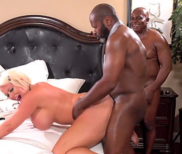 Interracial Gangbang With Always Horny Alura Jenson