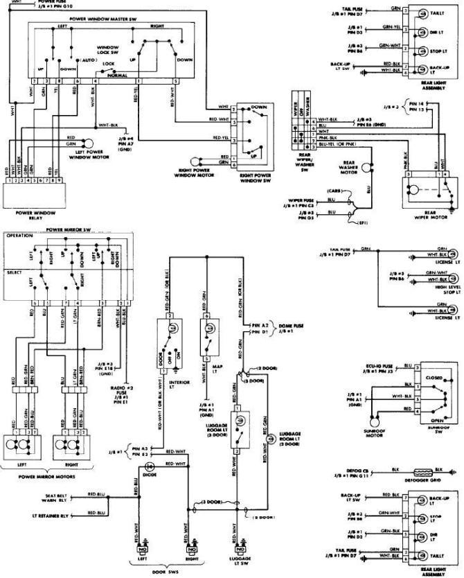 2011 toyota corolla ac wiring diagram  wiring diagrams