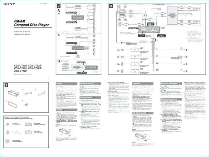 sony cdx ca650x wiring diagram