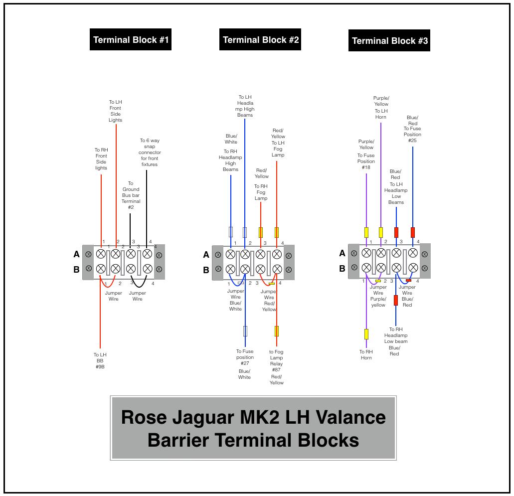 Mv Wiring Diagrams Terminal Blocks Free Diagram