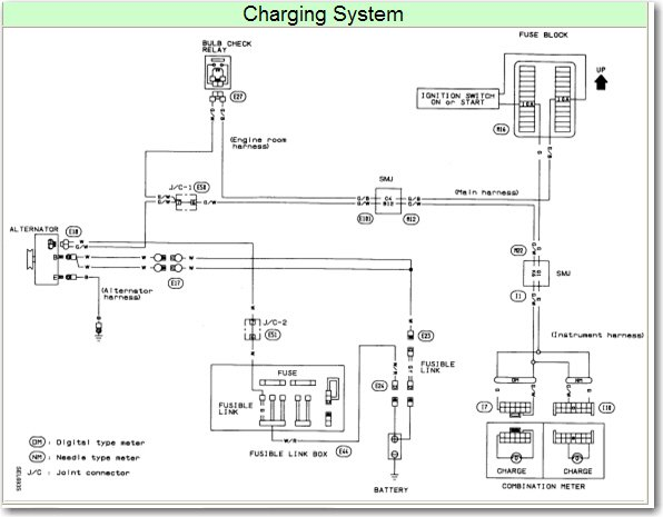 2011 nissan maxima wiring diagram  description wiring