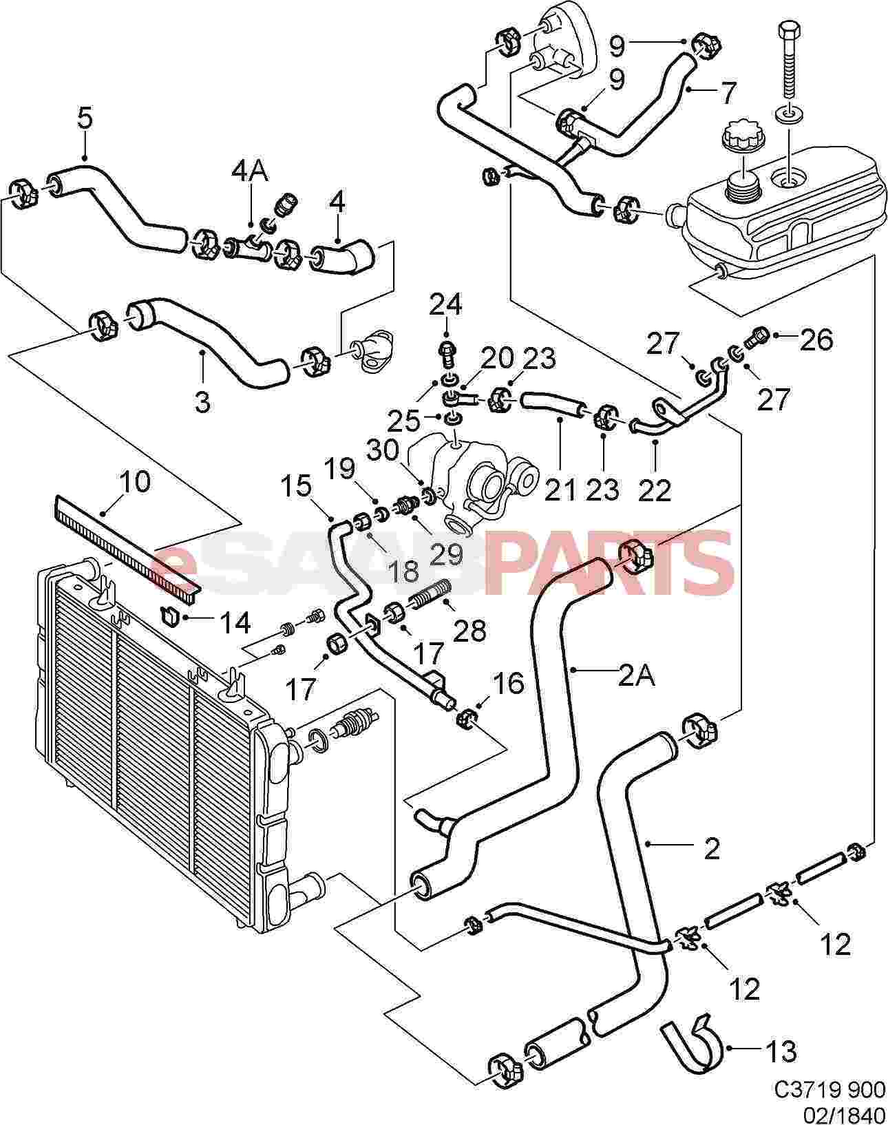 Nr Cooling System Diagram On Honda Accord