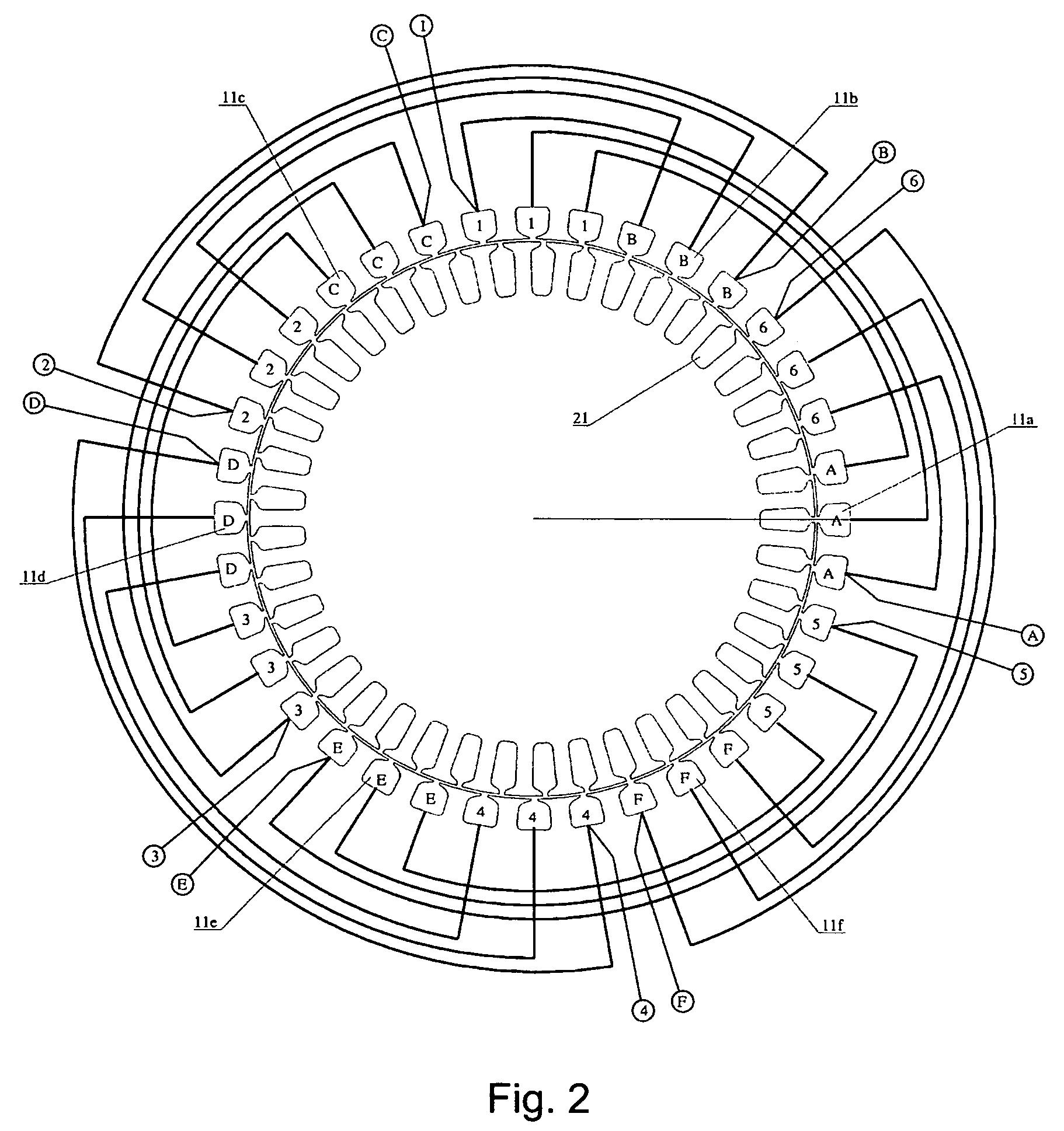 3 Phase Induction Motor Wiring Diagram