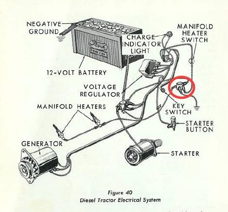 ford 2000 voltage regulator wiring diagram  center wiring