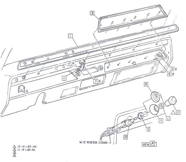 67 chevelle dash wiring diagram free download  1967 camaro