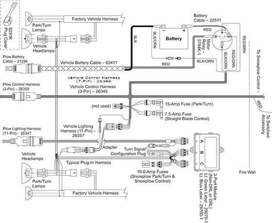 fisher snow plow wiring diagram 2002 silverado air
