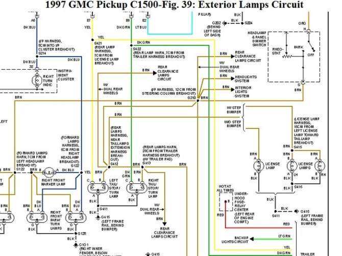 2001 tacoma wiring diagram  wisconsin v4 engine wiring