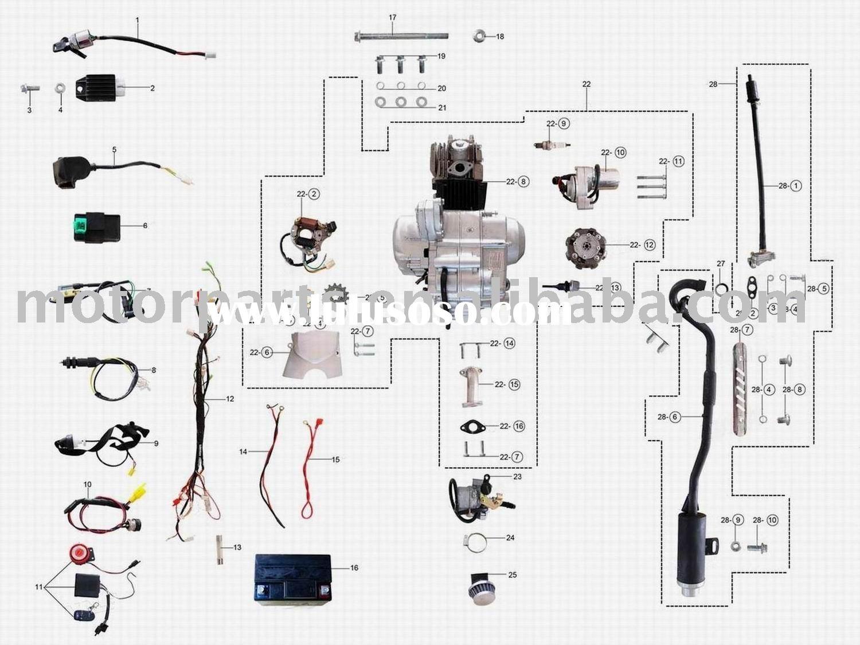 Tao 125 Atv Wiring Diagram