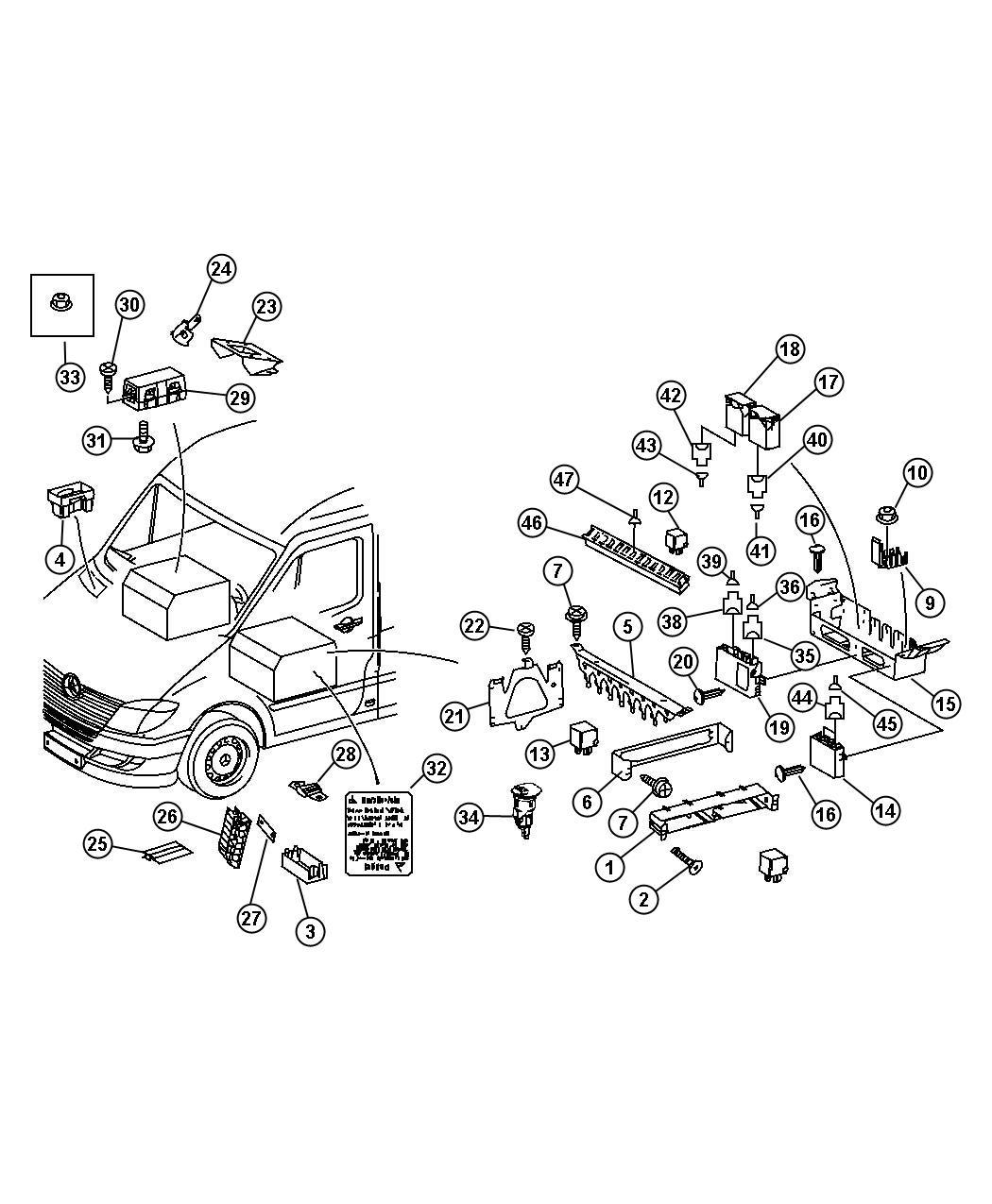 Dodge Sprinter Wiring Diagram