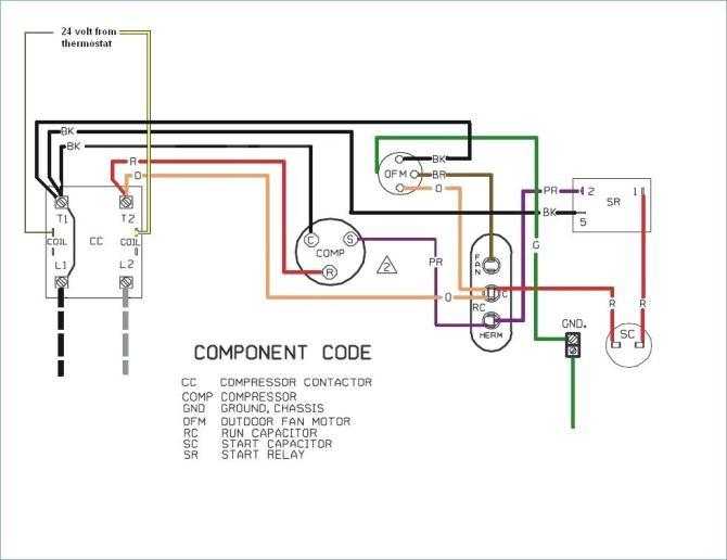 125v start capacitor wiring diagram marine 3 wire