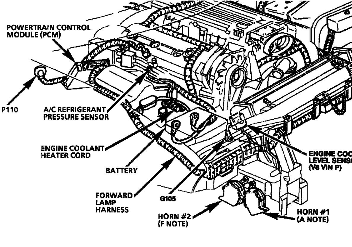 Ke Chevy Pcm Pin Connectors Download Diagram