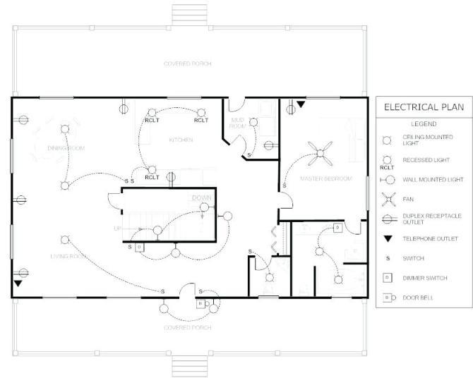 zd2153 electrical plan software electrical diagram