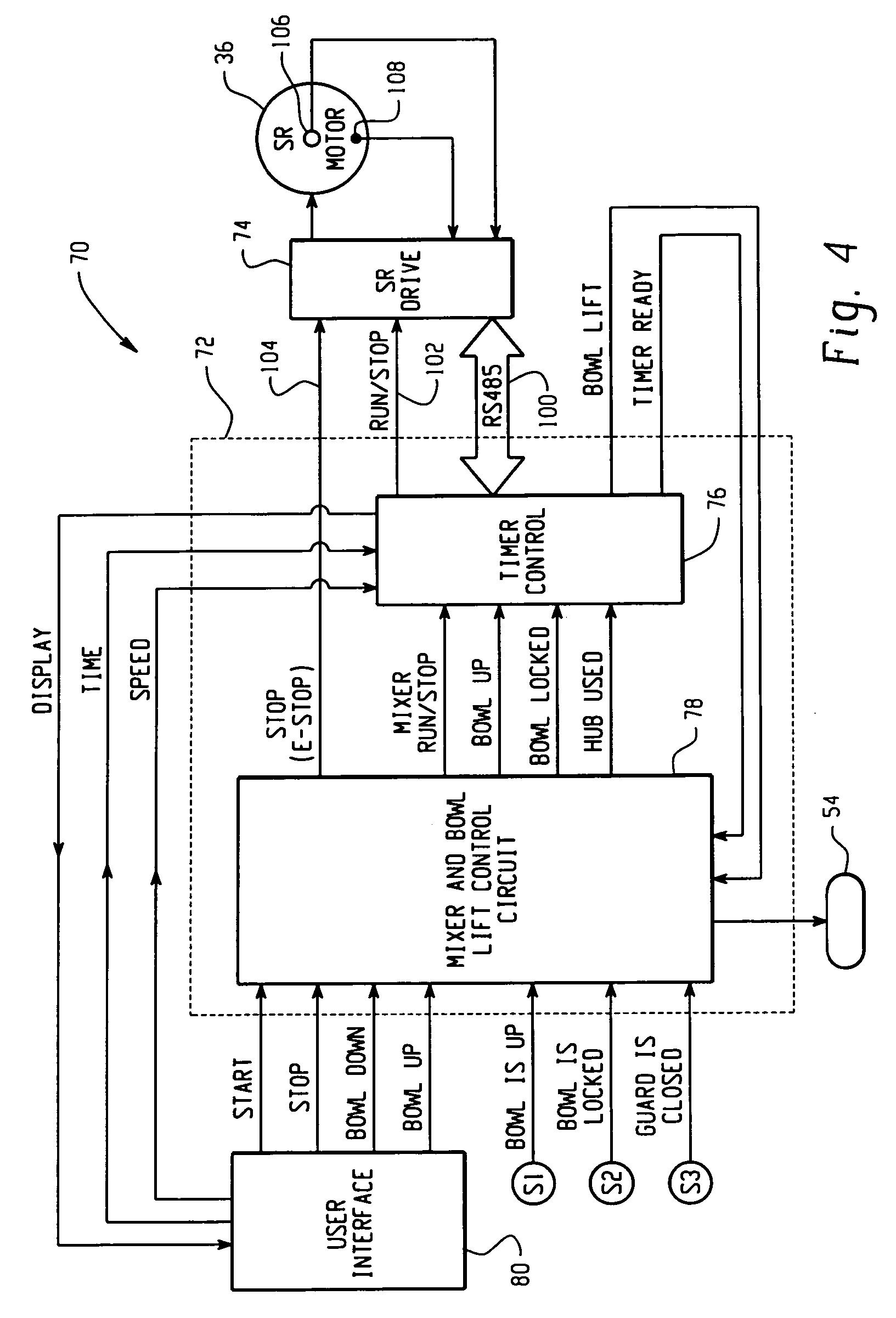 Hobart D300 Mixer Wiring Diagram