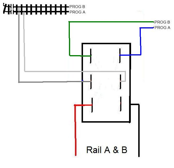 kh1246 wiring diagram of a double throw switch wiring diagram