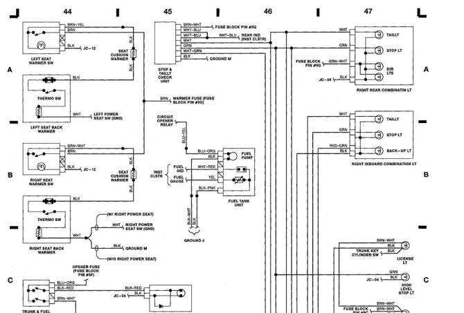 mazda 929 wiring diagram radio  wiring diagram powerdirect