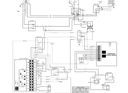 ra9909 goodman heater sequencer wiring diagram download