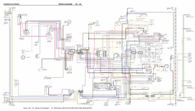 69 buick ignition wiring  schematic wiring diagram
