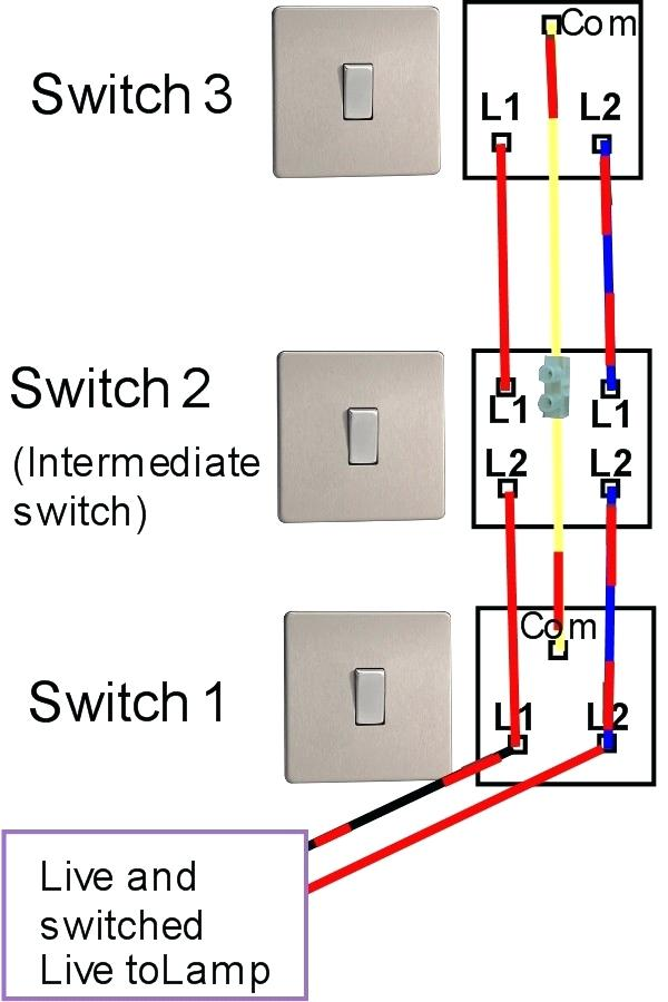 4 gang 1 way switch wiring diagram  subaru sti fuse box