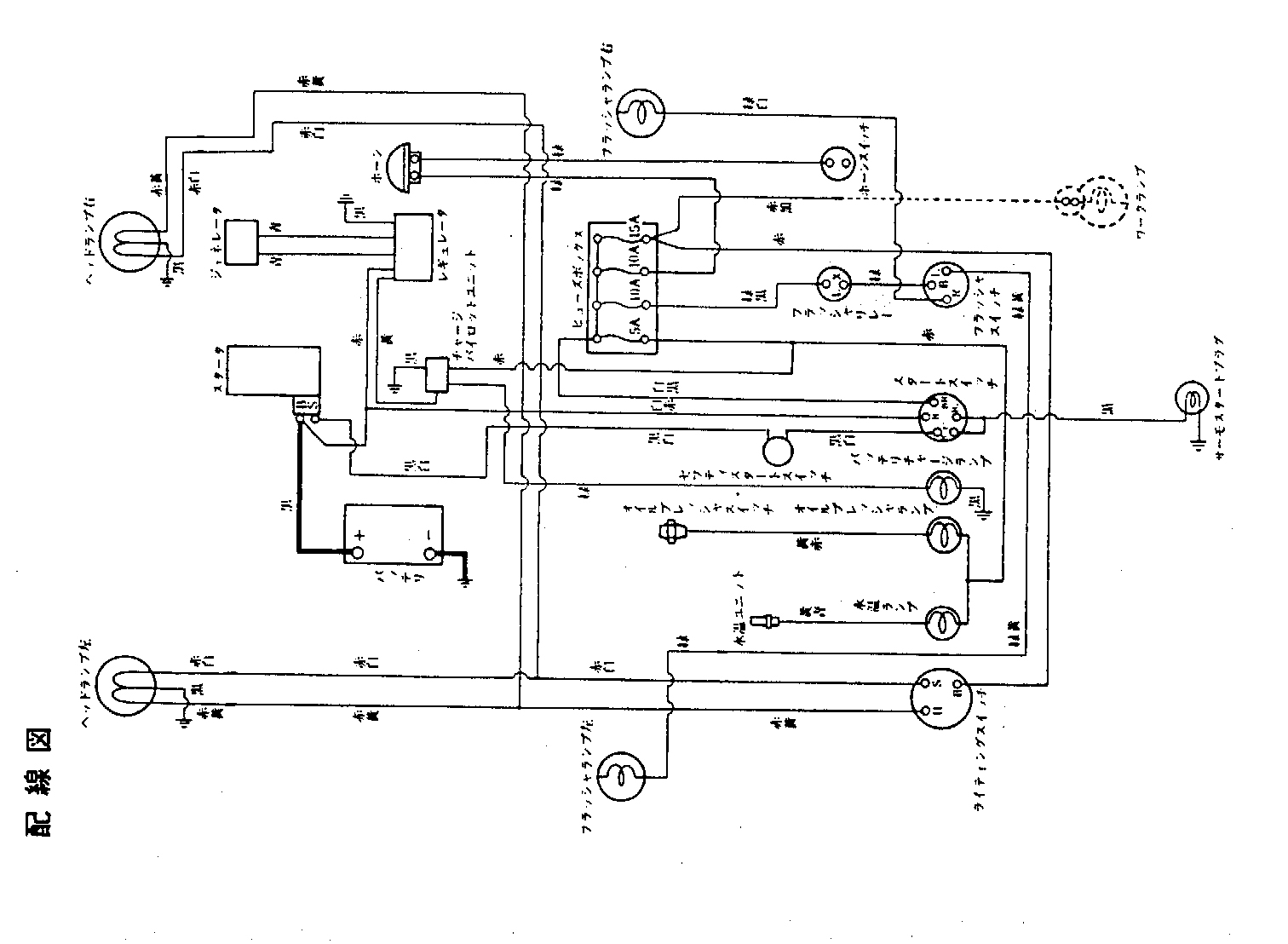 Bc Yanmar Tachometer Wiring Question Page 1 Iboats