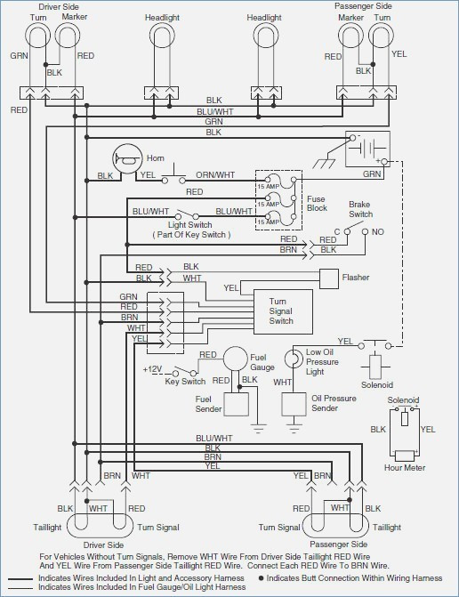 wiring diagram for 1994 ez go golf cart  1 4 audio jack