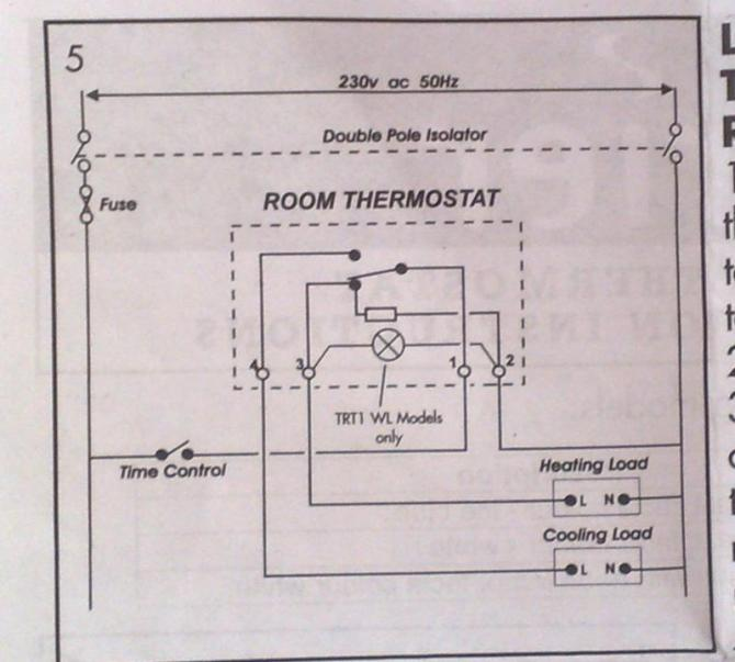 ex3782 wiring diagram for old honeywell thermostat