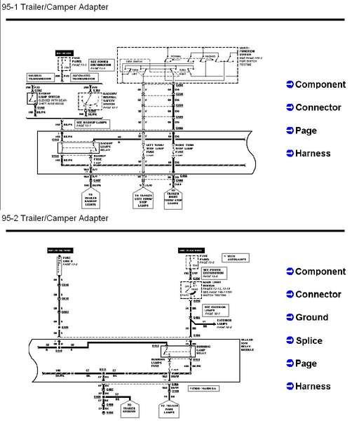 ford explorer trailer wiring diagram  wiring diagram ground